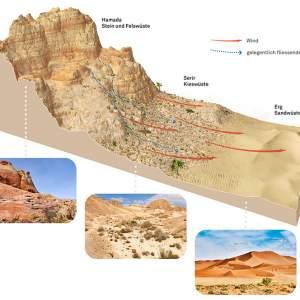 3d modell landschaft